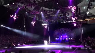 Ringling Bros. and Barnum & Bailey: Built To Amaze, Houston, TX (Part 1)
