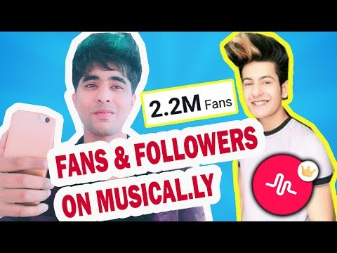 HOW TO GET MORE FANS & FOLLOWERS ON MUSICAL.LY TUTORIAL IN HINDI| INCREASE MUSICAL.LY FANS UNLIMITED
