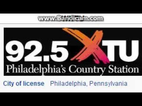 WXTU 925 XTU Philadelphia PA TOTH ID At 400 Pm 5 24
