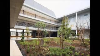 【2016年日本建築学会賞(作品)】 流山市立おおたかの森小・中学校、おおたかの森センター、こども図書館