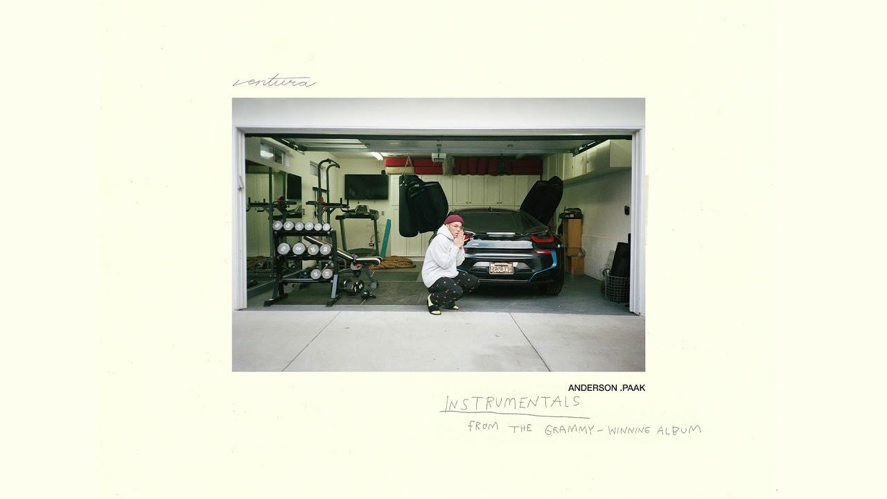 Anderson .Paak - Good Heels (Instrumental)