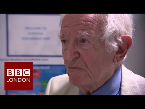 93-Year-Old UK Surgeon Works 5 Days a Week and Has No Plans of Quitting