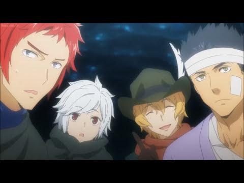 "Danmachi OVA 【AMV】 All the ""small"" things"