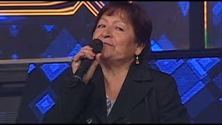Maritza Rodríguez cantó