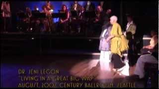 Jeni LeGon performs