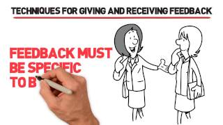 Constructive Feedback for Managers: Giving Feedback Effectively thumbnail