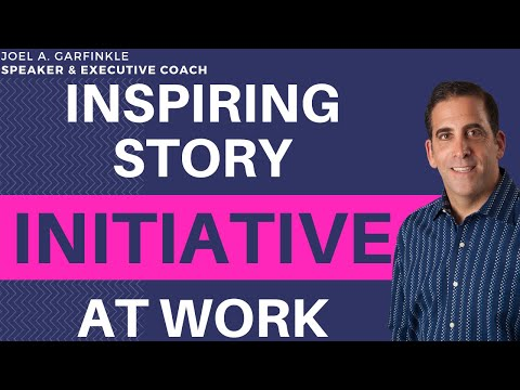 Inspiring Story Initiative at Work