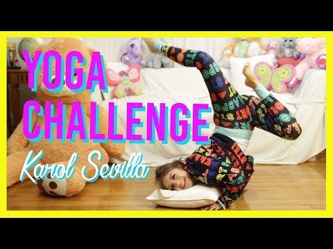 Karol Sevilla I Yoga Challenge I #YogaChallengeKS thumbnail