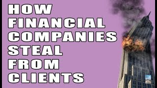 How Banks, Investment Companies, and the Stock Market Are RIPPING YOU OFF Right Now!