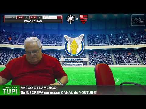 Vasco 1 x 4 Flamengo - Brasileirão 2019 - 15ª RODADA - 17/08/2019
