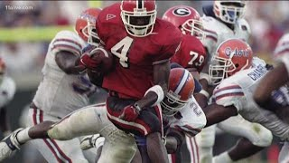 Former Falcon among Hall of Fame inductees