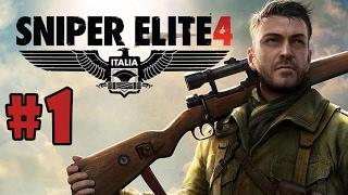 Sniper Elite 4 - Walkthrough - Part 1 - San Celini Island (PC HD) [1080p60FPS]
