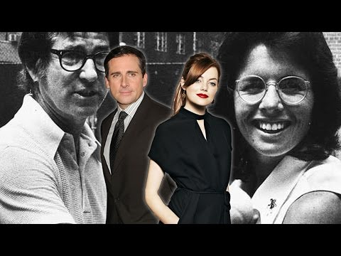 Steve Carell And Emma Stone In BATTLE OF THE SEXES- AMC Movie News