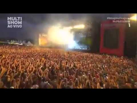 Imagine Dragons - Radioactive [Ao Vivo No Lollapalooza Brasil 2014]