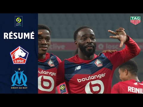 Lille Marseille Goals And Highlights