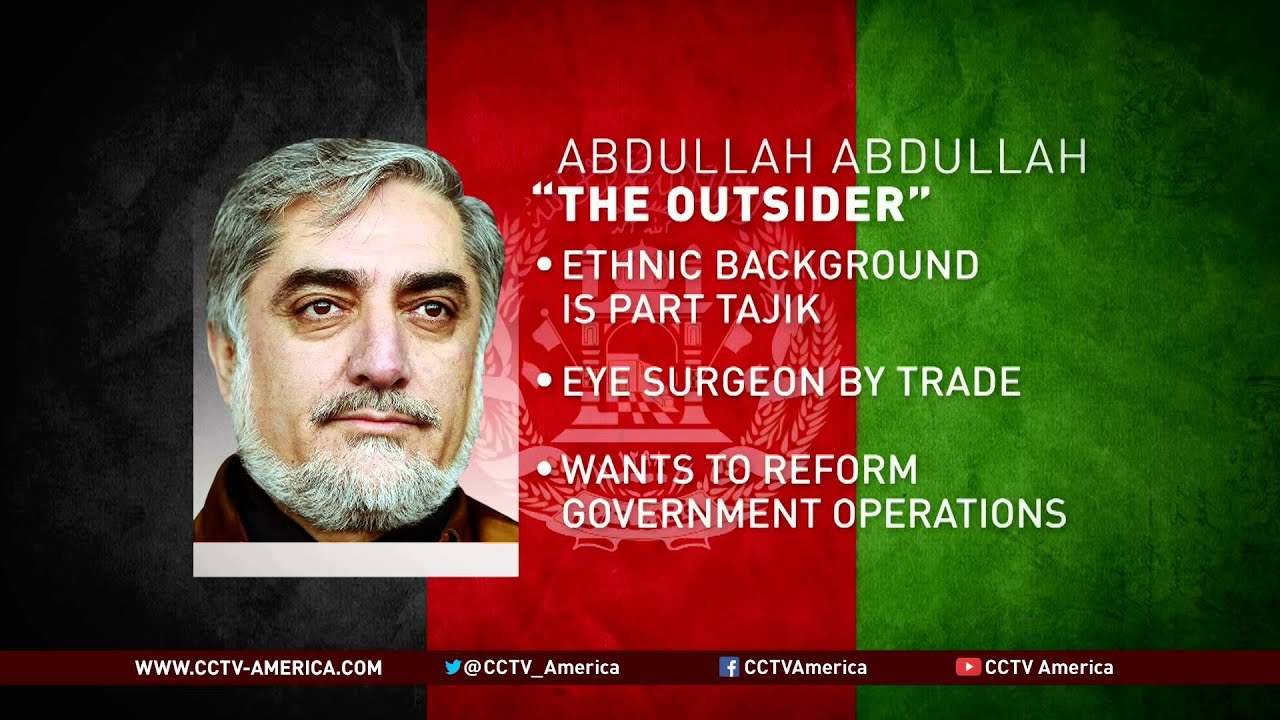 Afghanistan Presidential Election Front-Runners