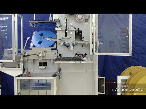 CH614 H730 13吋換捲機試機影片