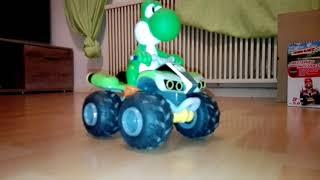 Super Mario Kart ferngesteuert Quad Yoshi