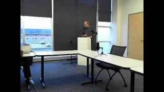 """Accelerationism: An Introduction"", Lecture by Steven Shaviro @Grand Valley State University"