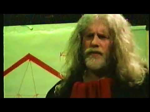 Artist Robert Lenkiewicz PCAD Plymouth College Of Art Lecture 1995