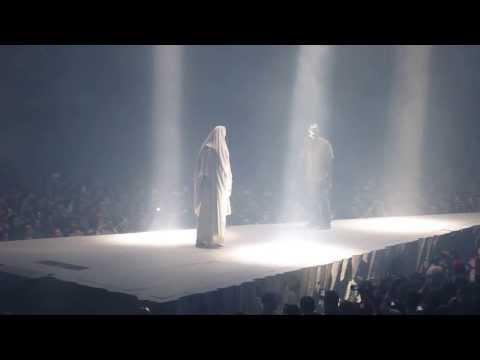 Kanye West - Jesus Walks, LIVE Bryce...