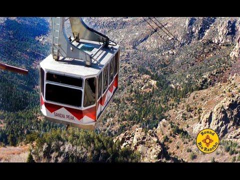 Sandia Peak Tramway in HD!