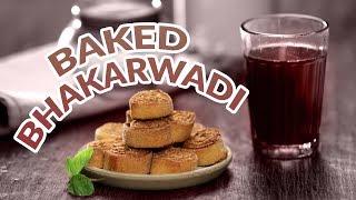 Baked Bakarwadi | Healthy Snack Recipe | Indian Snack Recipe | JOOS Food