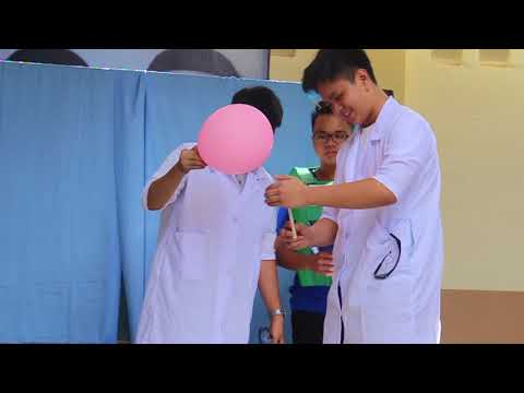 CLIMATE CHANGE DEMONSTRATION (Group 2 Grade 9 - St.Peter)