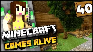 A NEW VILLAGE! - Minecraft Comes Alive 2 - EP 40