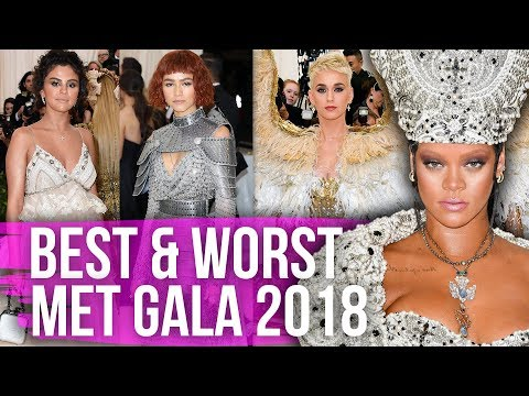 Best & Worst Dressed MET Gala 2018 (Dirty Laundry)