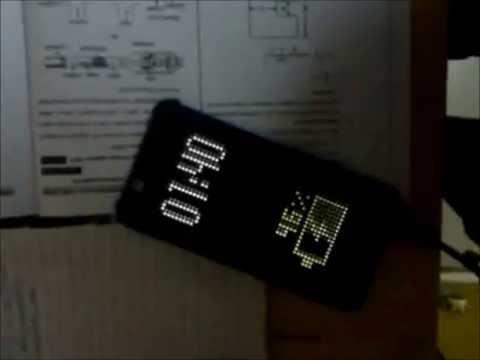 Противоударный усиленный чехол-бампер-пенал для HTC Desire 526 .