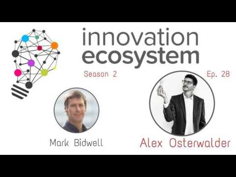 Inventing The Future with Business Model Innovation with Alex Osterwalder