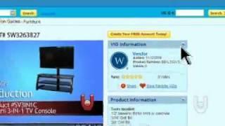 DL3N1DW Delani 3-in-1 Console