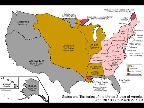 Download What if the Louisiana Purchase Never Happened?