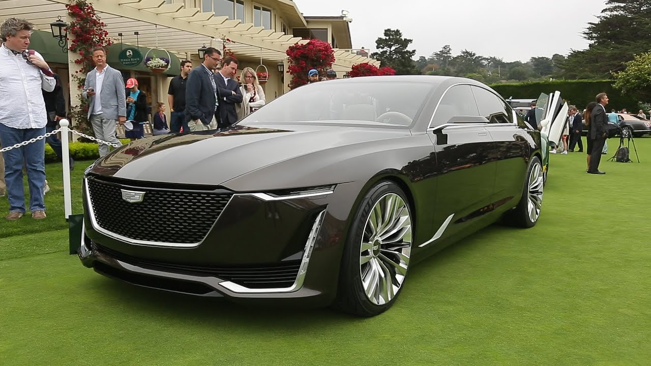 cadillac escala concept first look 2016 monterey car. Cars Review. Best American Auto & Cars Review