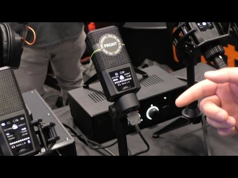[AES] Lewitt DGT 450 and DGT 650 USB Recording Mics