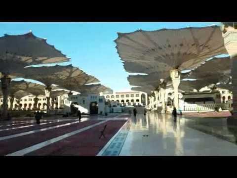 Mosque Nabawi or Al-Masjid an-Nabawī (Medina Saudi Arabia)