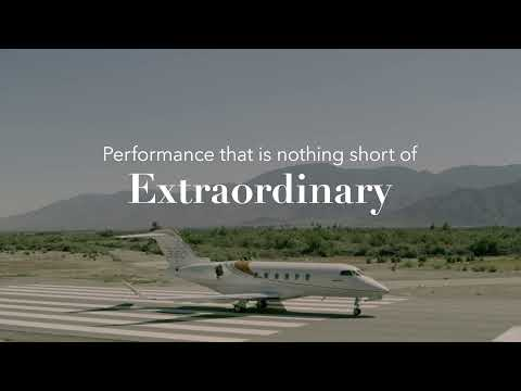 The #Challenger350 aircraft will get you there with time to spare