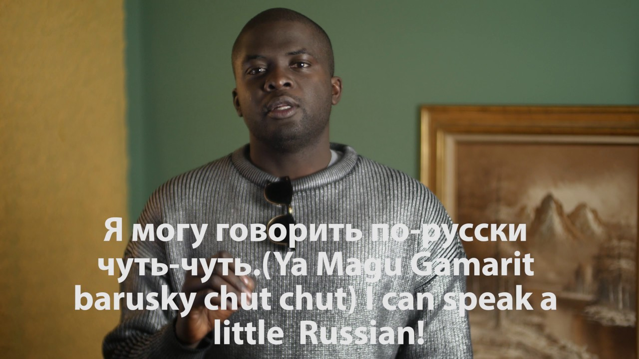 Russian 101 Greeting Phrases Youtube