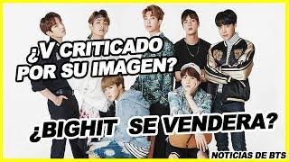 V Criticado | Esto cuesta BigHit con Todo y BTS | Noticias de BTS