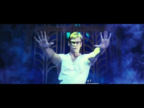 Chris Hemsworth Ghostbusters Dance (HD Version)