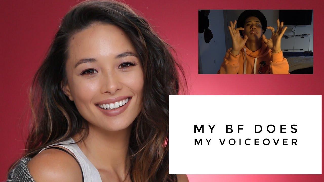 Boyfriend Does My Voiceover ft. Brian Puspos | Aja Dang ...