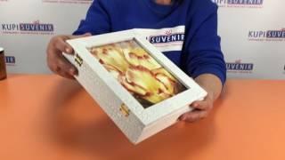Видеообзор ключницы настенной «Тюльпаны»