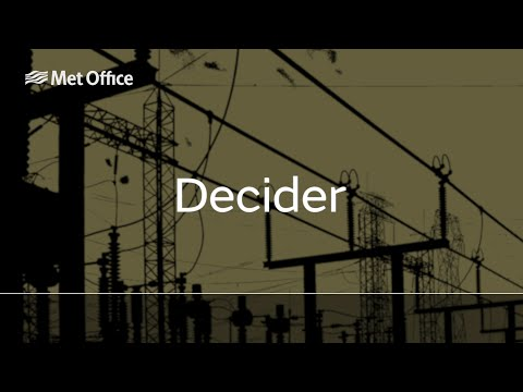 Decider – Our Commercial Product For Energy Traders