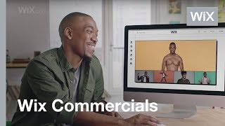 Wix.com | Create a Professional Portfolio Website | Jay Pharoah