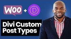 Elegant themes Divi tutorial | Divi Woocommerce