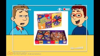 eric and david do the bean boozled challenge