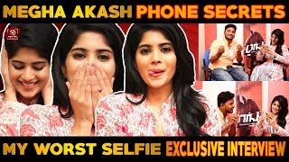 Megha Akash : What's On My Phone | Phone Secrets Revealed