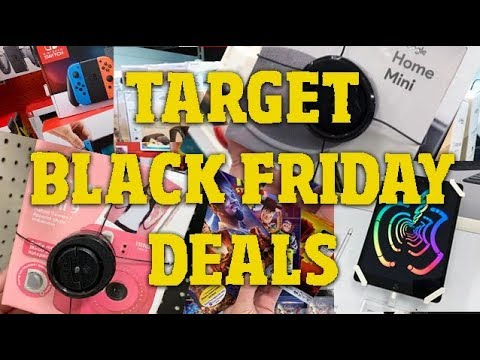 TARGET BLACK FRIDAY DEALS 2019