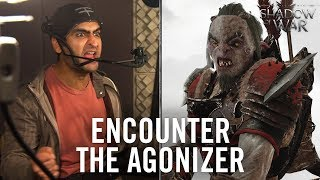 Official Shadow of War - Kumail Nanjiani as The Agonizer - Video YouTube Videos